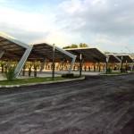 parcheggio esterno